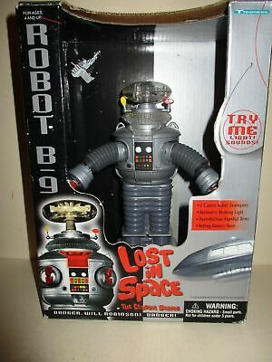 AU183.54 • Buy LOST IN SPACE Robot B-9 Small 7  Collector Edition