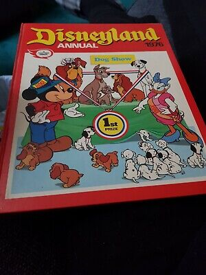 £6.50 • Buy The Disneyland Annual 1976 X VERY GOOD CONDITION FOR AGE X 1710 X