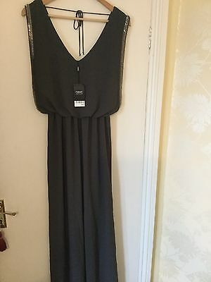 £19.99 • Buy Next Embellished Maxi  Dress For Party,wedding! Prom ,Absolute Bargain