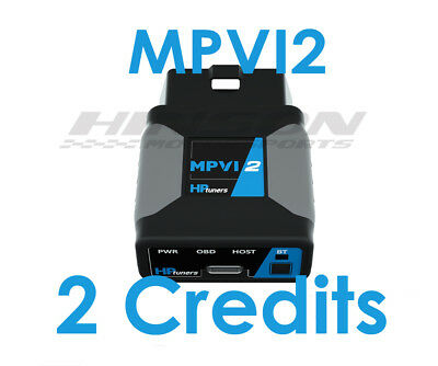 $394.97 • Buy HP Tuners MPVI2 Tuner VCM Suite W/ 2 Universal Credits