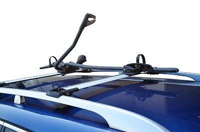 AU119.95 • Buy Alloy Roof Rack Frame Mounted Bike Bicycle Carrier Holder Black