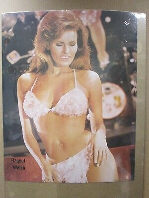 $ CDN60.09 • Buy Vintage Poster Rachel Welch Hot Girl 1979 Actress Inv#723