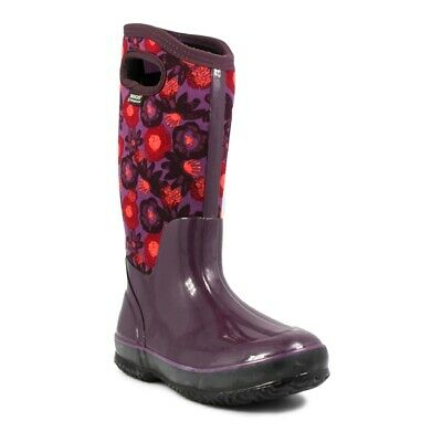 AU79.99 • Buy Bogs Women's 71787 Classic Watercolor Waterproof Insulate Snow Winter Gum Boots