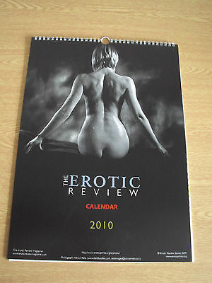 £12.99 • Buy Erotic Review  Calendar 2010 -  Sexy Glamour Pin Up