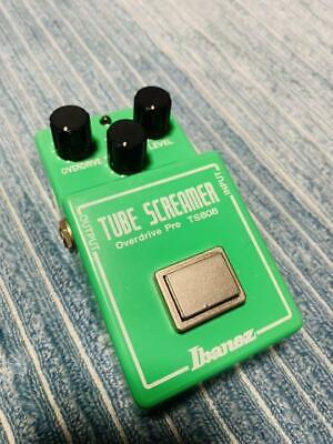 Used Box Ibanez Ts808 Tube Screamer Overdrive Pro Distortion Guitar Effect Pedal • 190$