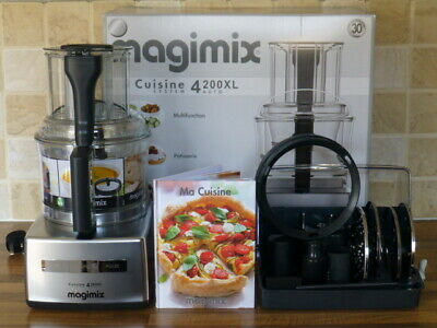 View Details Magimix 4200XL Food Processor, Satin - Excellent, Hardly Used !!! • 164.95£