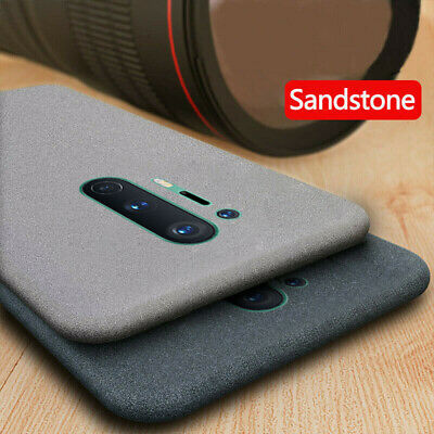 AU4.79 • Buy Shockproof Silicone Slim Soft TPU Sandstone Case Cover For OnePlus 6 3T 5T 7T 8