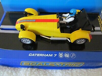 Scalextric C3425 Caterham 7  Collector Car Centre Car   Limited Edition Of 1500 • 31.95£