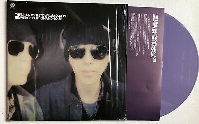 £79.99 • Buy The Brian Jonestown Massacre - Bravery Repetition And Noise Violet 2007 Record