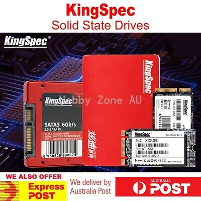AU242.97 • Buy KingSpec 128GB 256GB 512GB 1TB 2TB SSD SATA III MSATA Solid State Drives 570MB/s