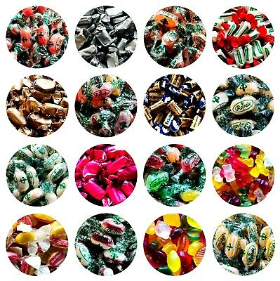 £5.50 • Buy Sugar Free Diabetic Retro Sweets PICK N MIX Fathers Day Gift TOFFEE BOILED GUMMY