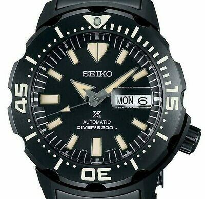 $ CDN882.31 • Buy 2019 New!! Seiko PROSPEX SBDY037 Monster Limited Model Scuba Divers Men's Watch