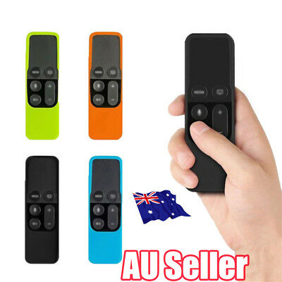 AU10.48 • Buy Remote Controller Case Silicone Protective Cover Skin For Apple TV 4th Gen Vw