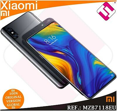 $398.87 • Buy Telefono Movil Xiaomi Mi Mix 3 128gb Rom 6gb Ram Onyx Black Color Negro Onix