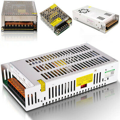 $ CDN6.62 • Buy DC 5V 12V 24V 36V 48V Universal Regulated Switch Power Supply LED Light Driver