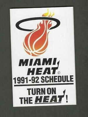 miami heat schedules