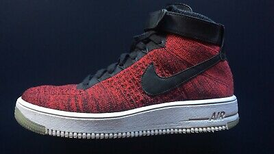 detailed pictures fec30 8a318 nike air force 1 ultra flyknit