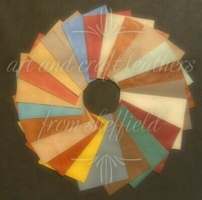 £2.75 • Buy 20cm X 15cm Real Leather Off Cut,remnant,sample,Clothing,Furniture,Patch Repairs