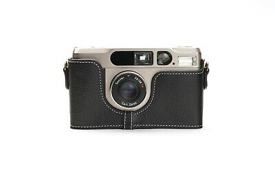 $ CDN56.59 • Buy Genuine Real Leather Half Camera Case Bag Cover For Contax T2 Film Camera