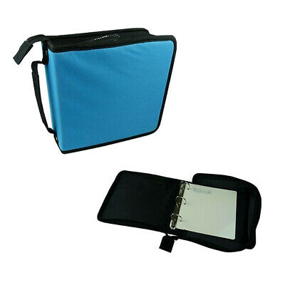Nellie Snellen Storage Case - Blue Cover For Clear Stamps + 5 Mounting Plates  • 13.95£