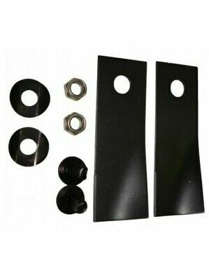 MACHINETEC Rover Blade & Bolt Kit Fits 18  & 20  Lawnmowers Quality Replacement  • 15.99£