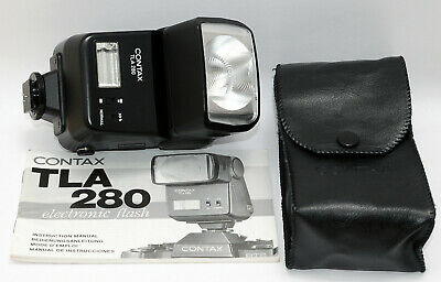 $ CDN83.43 • Buy CONTAX TLA-280 TLA280 Flash Case For Contax G1 G2 G RX ARIA ST RTS S2 EXCELLENT