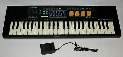 $64.88 • Buy Vintage CASIO MT-220 Casiotone Keyboard Electric Piano Synth  Clean Sounds Great