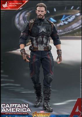 $ CDN482.68 • Buy Hot Toys Avengers Infinity War Captain America 1/6 Scale Figure MMS481 Exclusive