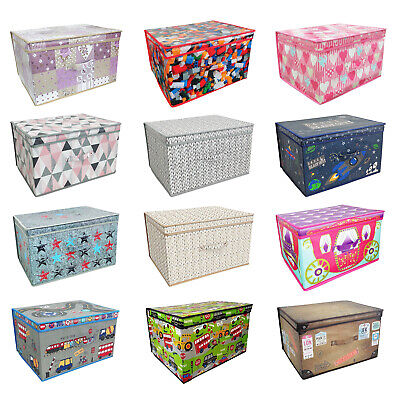 £8.79 • Buy Storage Box Bag Clothes Laundry Bedding Toy Kids Chest Bedroom Large Under Bed
