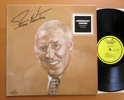 Stan Kenton Contemporary Concepts 1955 Duophonic ST-1003 NM/VG • 4.99£