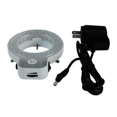 $56.98 • Buy 48 LED Microscope Ring Light Diameter 61mm 3.2W With Power Cord