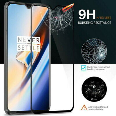 AU3.89 • Buy For OnePlus 7 Pro 7 6 5T 5 6T  6D Screen Tempered Glass Protective Full Cover