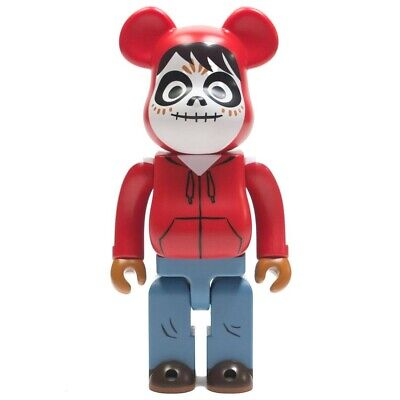 $125 • Buy Medicom BE@RBRICK Miguel 400% Bearbrick Figure
