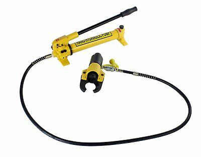 £277.86 • Buy Steel Dragon Tools® 750 2  Hydraulic Wire Cable Cutter Head And 7475H Hand Pump