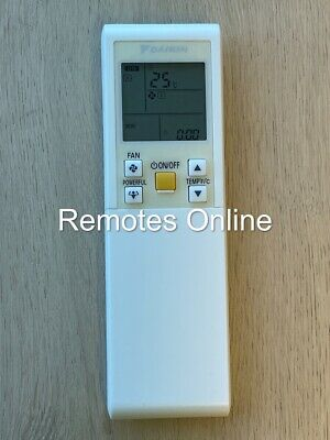 AU27.99 • Buy Replacement For Daikin Air Conditioner Remote Control ARC452A4