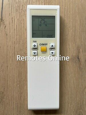 AU27.99 • Buy Replacement Remote Control For Daikin Air Conditioner ARC452A4