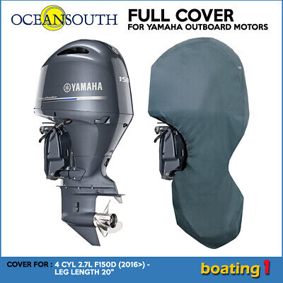 AU128.90 • Buy Yamaha Outboard Motor Engine Full Cover 4 CYL 2.7L  F150D - 20