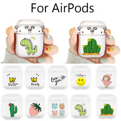 AU4.49 • Buy For Apple AirPods Charging Case AirPod Cover Holder Accessories Glossy Protector