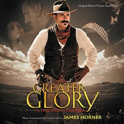 James Horner - For Greater Glory [CD] • 12.54£