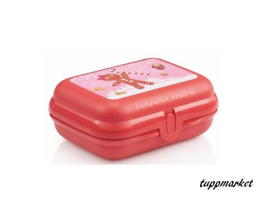TUPPERWARE Oyster Storage Box Special Offer Coral • 4.49£