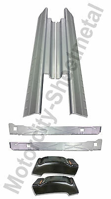 $199.99 • Buy 1999-07 Chevy Silverado 2Door Inner And Outer Rocker Panels With Cab Corners