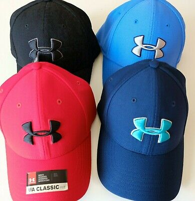 new product 5f58a c77f7 Under Armour Blitzing Stretch Cap Hat • 16.99