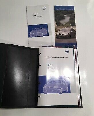 $26 • Buy German 2005 Volkswagen VW Jetta Original Owners Manual Written In German Binder