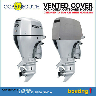 AU129.99 • Buy Outboard Motor Vented/Cowling Cover For Honda 4CYL 2.3L BF115-BF150 (2010>)