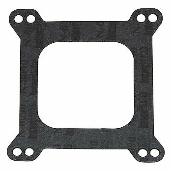 $12.80 • Buy  Gasket, Carburetor Base GM Carburated 4Bbl TBI MPI W/Adapter Plate 1987-Up
