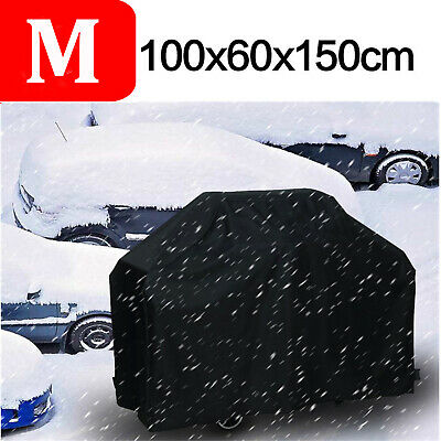 AU36.99 • Buy 100cm BBQ Cover 4 Burner Heavy Duty Waterproof Snow Barbeque Grill Gas Protector