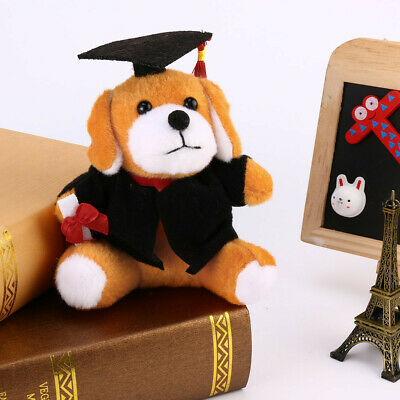 $ CDN5.15 • Buy Gift For You Cute Class Of 2019 Plush Graduation Toy With Cap And Gown Plush Toy