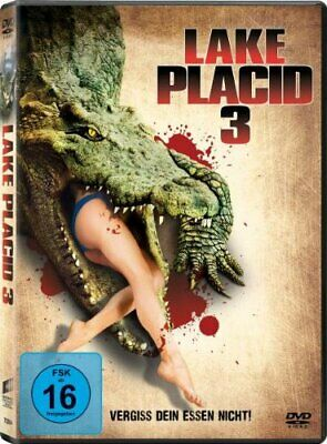 LAKE PLACID COMPLETE PART 3 DVD 3rd Third MOVIE FILM Three UK Compatible R2 Rele • 19.99£