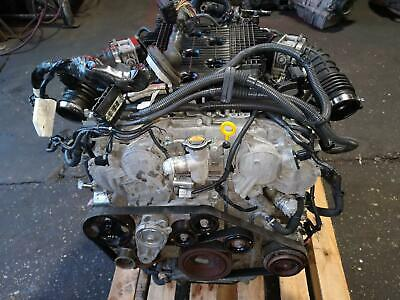 $ CDN5640.86 • Buy Nissan 370z Gt 3.7l V6 Vq37vhr Engine 2012
