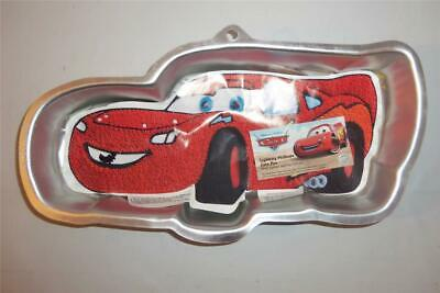 Wilton Cars Lightning McQueen 95 Cake Pan 2105-6400 -071408 • 6.38£